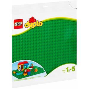 Duplo - Große Bauplatte, grün - 2304