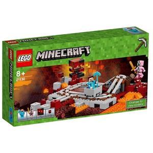 Minecraft - Die Nether-Eisenbahn - 21130*