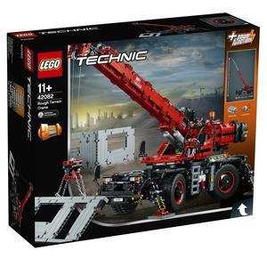 Lego Technic - Geländegängiger Kranwagen - 42082