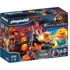 PLAYMOBIL® Novelmore - Burnham Raiders Lavabombarde - 70394