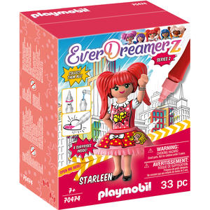 "PLAYMOBIL® EverDreamerz - Starleen ""Comic World"" - 70474"