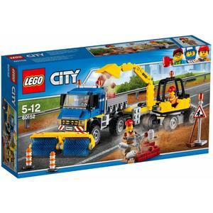 LEGO City - Strassenreiniger und Bagger - 60152