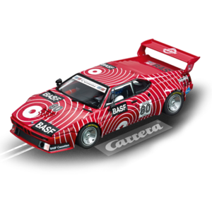 Carrera Digital 124 - BMW M1 Procar BASF No.80, 1980 - 23821