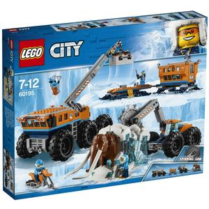 Lego City - Mobile Arktis-Forschungsstation - 60195