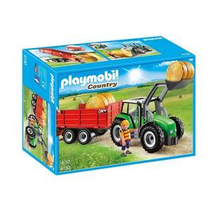Playmobil Country - Großer Traktor mit Anhänger - 6130