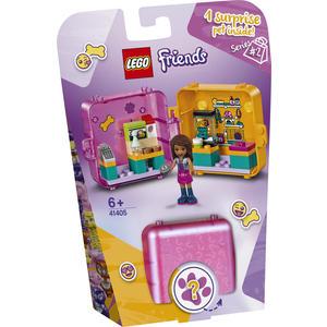 LEGO® Friends - Andreas magischer Würfel – Tiergeschäft - 41405
