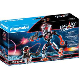 PLAYMOBIL® Galaxy Police - Galaxy Pirates-Roboter - 70024
