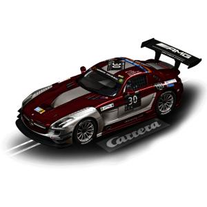 """Carrera Digital 124 - Mercedes-Benz SLS AMG GT3 """"Ram Racing, No. 30"""" 24 h of Dubai 2015 - 23864"""