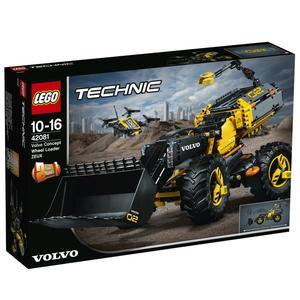 Lego Technic - Volvo Konzept-Radlader ZEUX - 42081