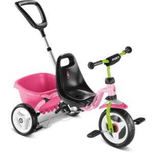 Puky - Dreirad CAT 1 S rosa-grün - 2215