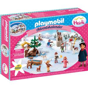 """PLAYMOBIL® Heidi - Adventskalender """"Heidis Winterwelt"""" - 70260"""