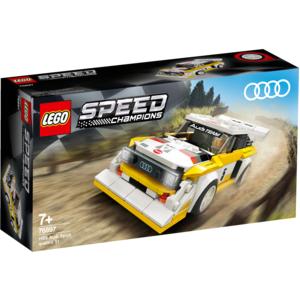 LEGO® Speed Champions - 1985 Audi Sport quattro S1 - 76897