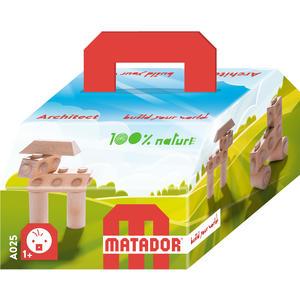 Matador - Holzspielzeug Baby - Architect A025 - 41110