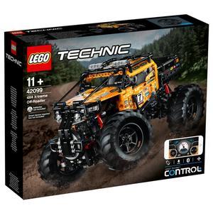 LEGO® Technic - Allrad Xtreme-Geländewagen 42099