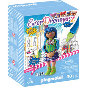 "PLAYMOBIL® EverDreamerz - Clare ""Comic World"" - 70477"