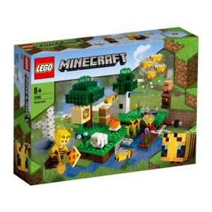 LEGO® Minecraft - Die Bienenfarm - 21165