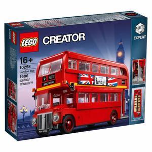 Expert - Exclusiv Creator Londoner Bus - 10258
