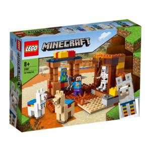 LEGO® Minecraft - Der Handelsplatz - 21167