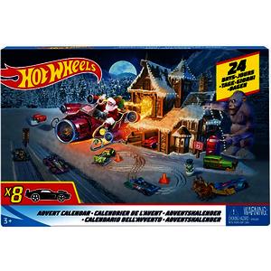 Mattel - Hot Wheels Adventskalender - FKF95
