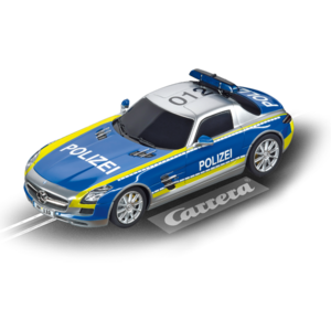 Carrera Digital 132 - Mercedes-SLS AMG Polizei - 30793