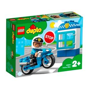 LEGO® DUPLO® - Polizeimotorrad - 10900