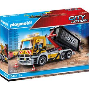 PLAYMOBIL® City Action - LKW mit Wechselaufbau - 70444