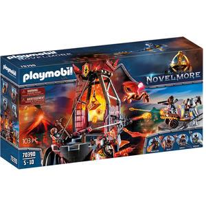 PLAYMOBIL® Novelmore - Burnham Raiders Lavamine - 70390