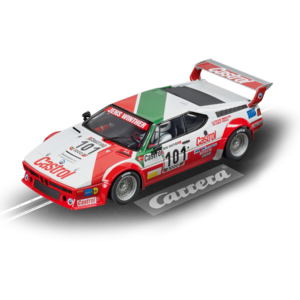 Carrera Digital 124 - BMW M1 Procar Team Castrol Denmark, No.101 - 23842