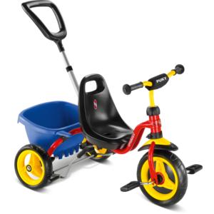 Puky - Dreirad CAT 1 S rot-gelb - 2213
