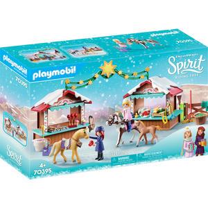 PLAYMOBIL® Spirit - Riding Free - Weihnachten in Miradero - 70395