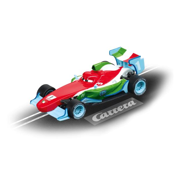 Carrera Go!!! - Francesco Bernoulli - Ice - 20064022