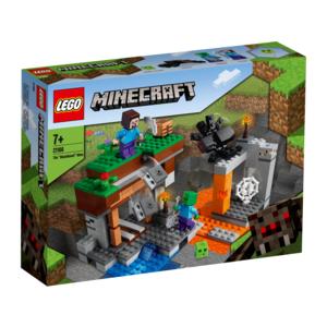 LEGO® Minecraft - Die verlassene Mine - 21166