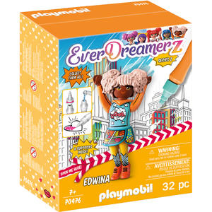 "PLAYMOBIL® EverDreamerz - Edwina ""Comic World"" - 70476"