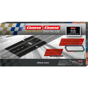 Carrera Digital 132/124 - Check Lane - 30371