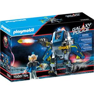 PLAYMOBIL® Galaxy Police - Galaxy Police-Roboter - 70021
