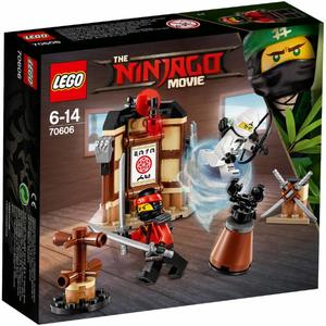 LEGO Ninjago - Spinjitzu-Training - 70606