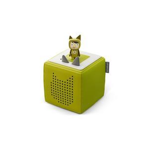 Toniebox Starterset Grün mit Kreativ-Tonie - 03-0013
