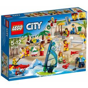 Lego City - Stadtbewohner – Ein Tag am Strand - 60153