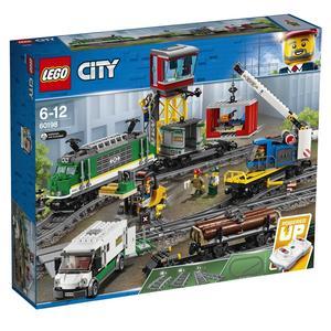 Lego City - Güterzug - 60198