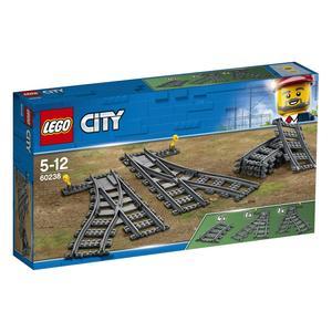 Lego City - Weichen - 60238