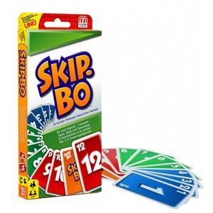 Skip-Bo - Kartenspiel - Mattel
