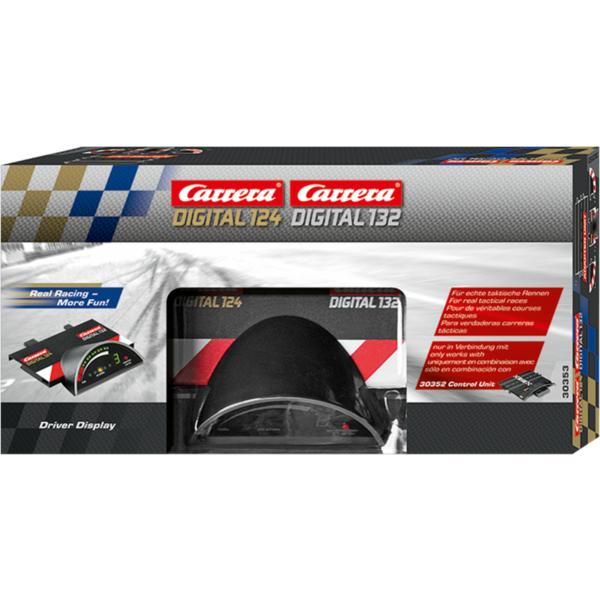 Carrera Digital 132/124 - Driver Display - 30353