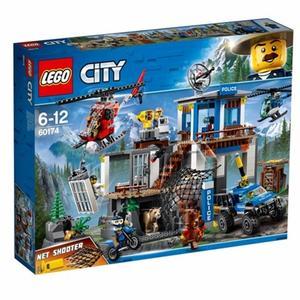 Lego City - Hauptquartier der Bergpolizei - 60174
