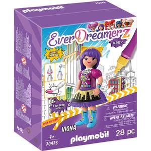 "PLAYMOBIL® EverDreamerz - Viona ""Comic World"" - 70473"