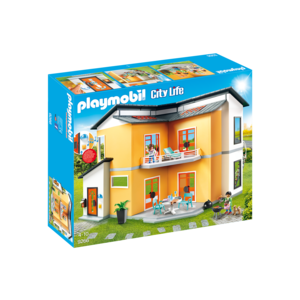 Playmobil City Life - Modernes Wohnhaus- 9266
