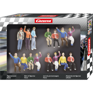 Carrera Digital 132/124 - Figurensatz Fans - 21128