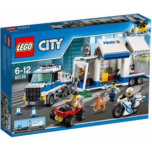 LEGO City - Mobile Einsatzzentrale - 60139
