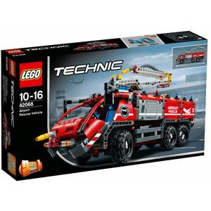 LEGO Technic - Flughafen-Löschfahrzeug - 42068