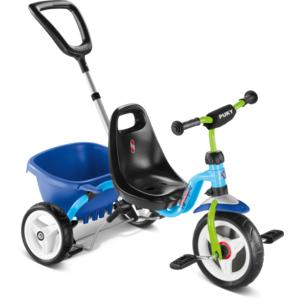 Puky - Dreirad CAT 1 S blau-grün - 2216
