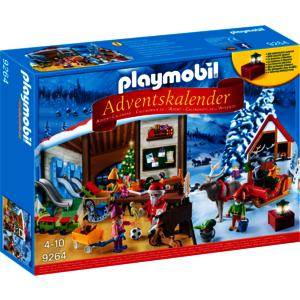 """Playmobil - Adventskalender """"Wichtelwerkstatt"""" - 9264"""